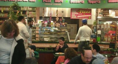 Photo of Pizza Place Jerusalem Restaurant at 99 W Mount Pleasant Ave, Livingston, NJ 07039, United States
