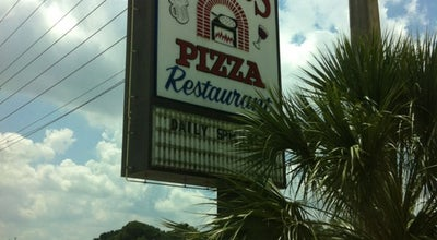 Photo of Pizza Place Stavros Pizza Restaurant at 755 N 14th St, Leesburg, FL 34748, United States