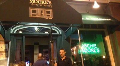 Photo of Bar Archie Moore's at 39 N Main St, Wallingford, CT 06492, United States