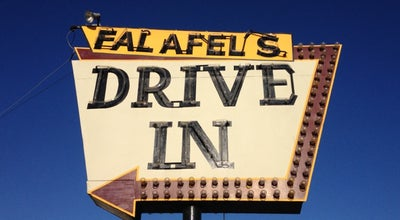 Photo of Falafel Restaurant Falafel's Drive-In at 2301 Stevens Creek Blvd, San Jose, CA 95128, United States