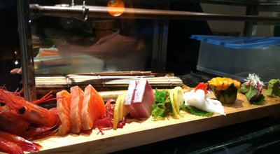 Photo of Sushi Restaurant Etsu Sushi 悅鮨 at 23 Tsing Fung St, Tin Hau, Hong Kong