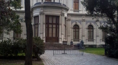 Photo of Monument / Landmark Palacio Cousiño at Dieciocho 438, Santiago, Chile