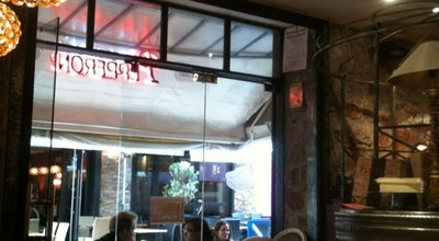 Photo of Italian Restaurant Pepperoni at 37 Rue Hoche, Cannes 06400, France