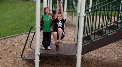 Photo of Playground Idylwood Park Playground at 3650 W Lake Sammamish Pkwy Ne, Redmond, WA 98052, United States
