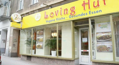 Photo of Vegetarian / Vegan Restaurant Loving Hut at Favoritenstrasse 156, Wien 1100, Austria