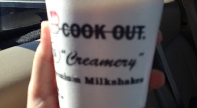 Photo of American Restaurant Cook Out at 311 S Main St, Graham, NC 27253, United States