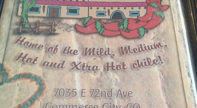 Photo of Mexican Restaurant La Casa Del Rey at 7035 E 72nd Ave, Commerce City, CO 80022, United States