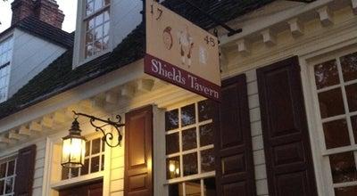 Photo of American Restaurant Shield's Tavern at 422 E Duke Of Gloucester St, Williamsburg, VA 23185, United States