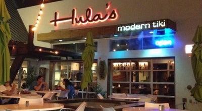 Photo of Hawaiian Restaurant Hula's Modern Tiki at 4700 N Central Ave, Phoenix, AZ 85012, United States