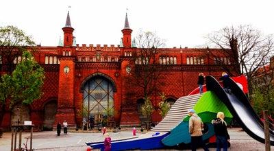 Photo of Playground Skydebanens Legeplads at Absalonsgade 12, Copenhagen 1658, Denmark