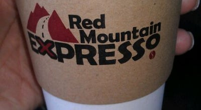 Photo of Coffee Shop Red Mountain Expresso at 2601 18th St, Birmingham, AL 35209, United States
