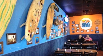 Photo of Mexican Restaurant Baja Grill at 1212 William D Tate Ave, Grapevine, TX 76051, United States