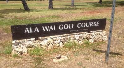 Photo of Golf Course Ala Wai Golf Course at 404 Kapahulu Ave, Honolulu, HI 96815, United States