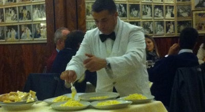 Photo of Italian Restaurant Il Vero Alfredo at Piazza Augusto Imperatore, 30, Roma 00186, Italy