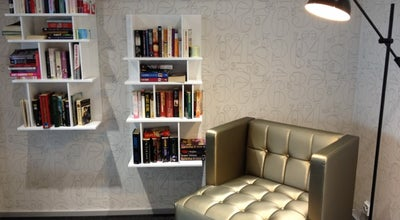 Photo of Library Book Swap at Gate 27, Terminal 2, Vantaa 01530, Finland