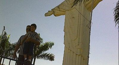 Photo of Monument / Landmark Cristo Redentor - Maceno at R. Fernão Dias Paes Leme, São José do Rio Preto, Brazil