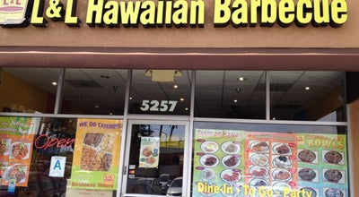 Photo of BBQ Joint Q Hawaiian BBQ at 3550 W Century Blvd, Inglewood, CA 90303, United States