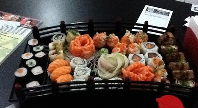 Photo of Sushi Restaurant Sushi Brasil at Rua Rui Barbosa, Salto, Brazil