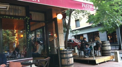 Photo of Cafe Pastis at Strahinjića Bana 52b, Belgrade 11000, Serbia