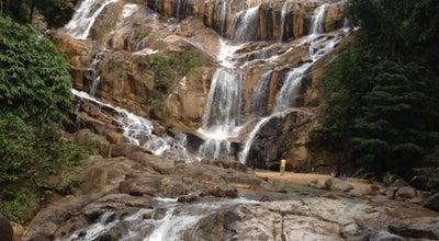 Photo of Water Park Air Terjun Hutan Lipur Sungai Pandan at Malaysia