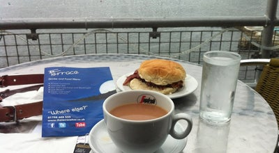 Photo of Cafe The Terrace at Madeira Rd, Plymouth PL1 2NY, United Kingdom