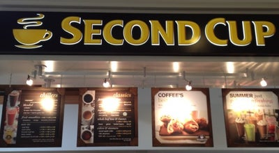 Photo of Coffee Shop Second Cup at 250 The East Mall, Etobicoke, ON M9B 3Y8, Canada