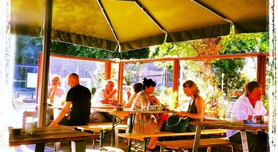 Photo of Beer Garden De Biertuin at Linaeusstraat 29, Amsterdam 1093 EE, Netherlands