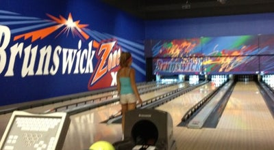 Photo of Bowling Alley Brunswick Zone XL - Lakeville at 11129 162nd St W, Lakeville, MN 55044, United States