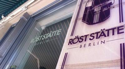 Photo of Coffee Shop Röststätte Berlin at Ackerstr. 173, Berlin 10115, Germany