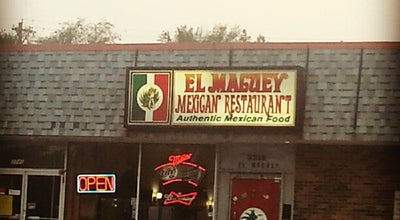 Photo of Mexican Restaurant El Maguey at 3738 S Noland Rd, Independence, MO 64055, United States