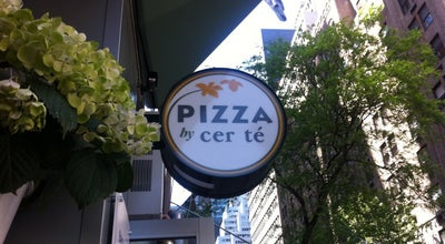 Photo of Pizza Place Pizza By Cer Tè at 132 E 56th St, New York, NY 10022, United States