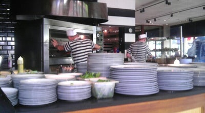 Photo of Pizza Place PizzaExpress at 1-2 The Waters Edge, Birmingham B1 2HL, United Kingdom