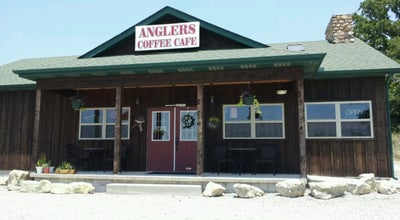 Photo of Coffee Shop Anglers Coffee Cafe at 1343 Hwy 5 South, Mountain Home, AR 72653, United States