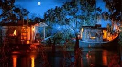 Photo of Cajun / Creole Restaurant Blue Bayou at New Orleans Square, Anaheim, CA 92802, United States