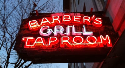 Photo of Bar Barbers Grill And Taproom at 22 Main St, Brockport, NY 14420, United States