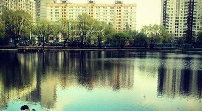 Photo of Lake Ясный пруд at Ясный Пр., 6, Москва, Russia