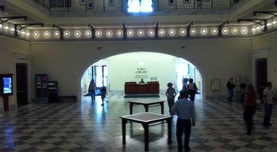Photo of Library Nashville Public Library at 615 Church St, Nashville, TN 37219, United States