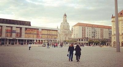 Photo of Plaza Altmarkt at Altmarkt, Dresden 01067, Germany