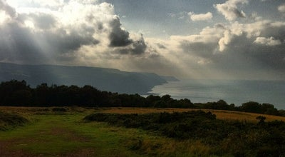 Photo of National Park Exmoor National Park at Exmoor National Park, Exmoor T A24, United Kingdom