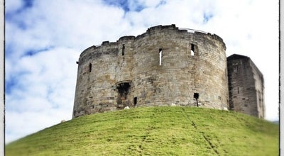 Photo of Monument / Landmark Clifford's Tower at Tower St., York YO1 9SA, United Kingdom