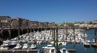 Photo of Harbor / Marina Port de Dieppe at Quai Henri Iv, Dieppe 76200, France