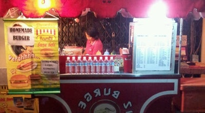 Photo of Burger Joint IZ Burger at Depan Singgahsana Hotel, Malaysia