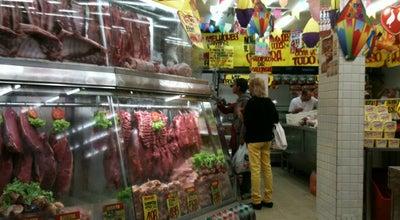 Photo of Butcher Mercado das Carnes Beija Flor at R. Dr. Curvelo Cavalcanti, 274, Itaguaí, Brazil