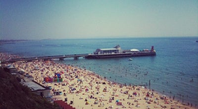 Photo of Beach Bournemouth Beach at Undercliff Dr, Bournemouth, United Kingdom