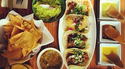 Photo of Taco Place Tacolicious at 741 Valencia St, San Francisco, CA 94110, United States