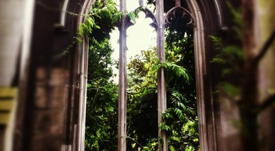 Photo of Garden St Dunstan in the East Garden at St Dunstans Hill, London EC3, United Kingdom
