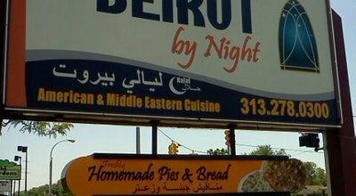 Photo of Mediterranean Restaurant Beirut By Night Restaurant at 22700 Ford Rd, Dearborn Heights, MI 48127, United States