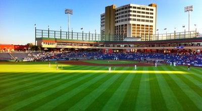 Photo of Baseball Stadium Aces Ballpark at 250 Evans Avenue, Reno, NV 89501, United States