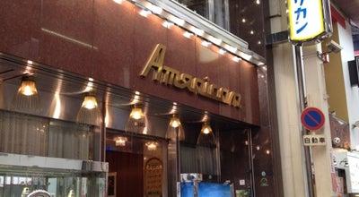 Photo of Cafe 純喫茶 アメリカン at 中央区道頓堀1-7-4, 大阪市, 大阪府, Japan