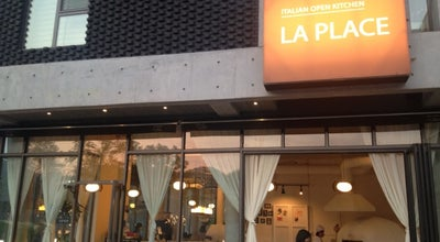 Photo of Italian Restaurant La Place at 분당구 판교역로10번길 11, South Korea